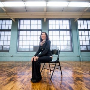 Dancer Choreographer Michelle Marroquin